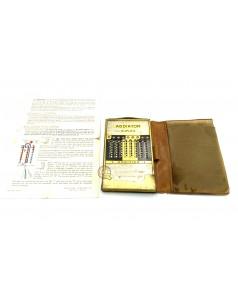 آلة حاسبة يدوية قديمة - صنع الماني