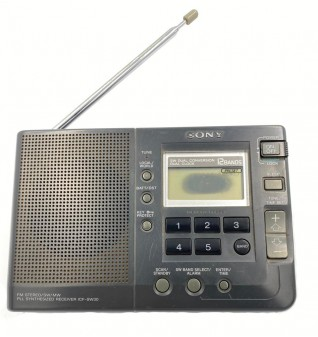 راديو سوني الموديل صنع عام 1994