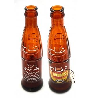 زجاجة شراب التفاح - إنتاج بكر تونسي