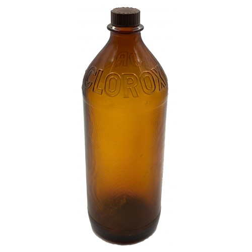 زجاجة دواء غسيل ( القديم ) CLOROX