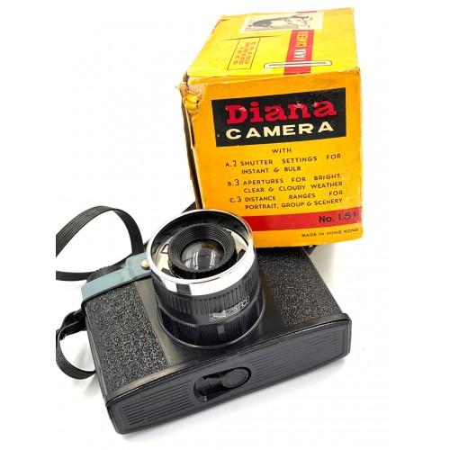 كاميرا ديانا DIANA